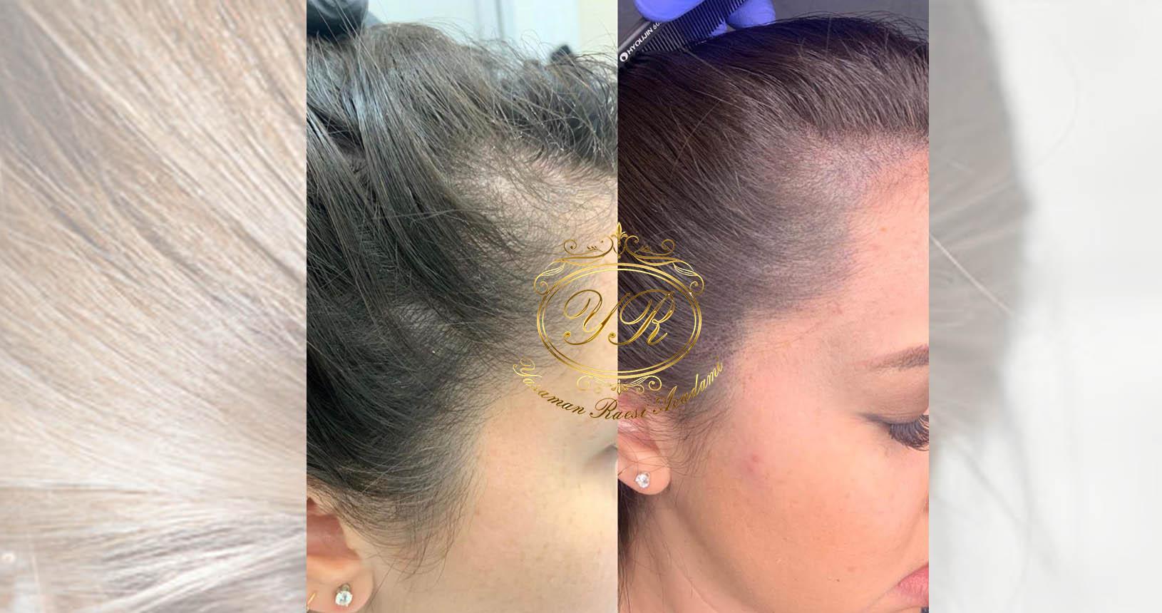 haircare yasaman raesi